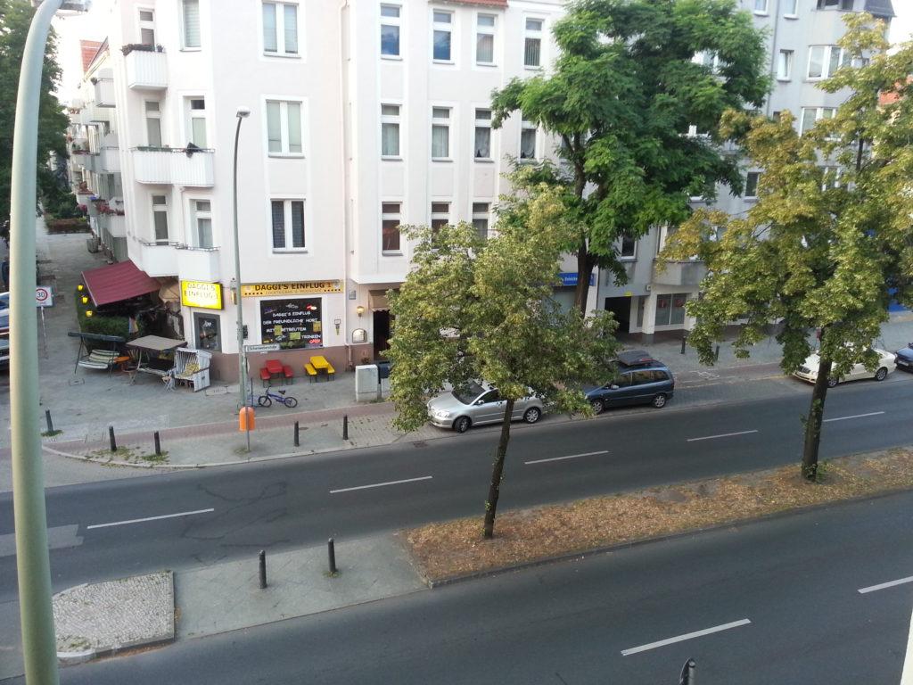 Scharnweberstraße w Berlinie