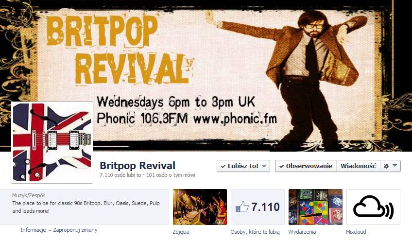 britpop revival