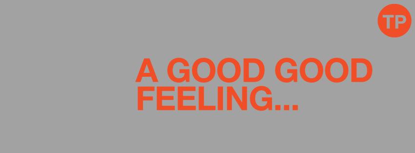 test pressing good feeling