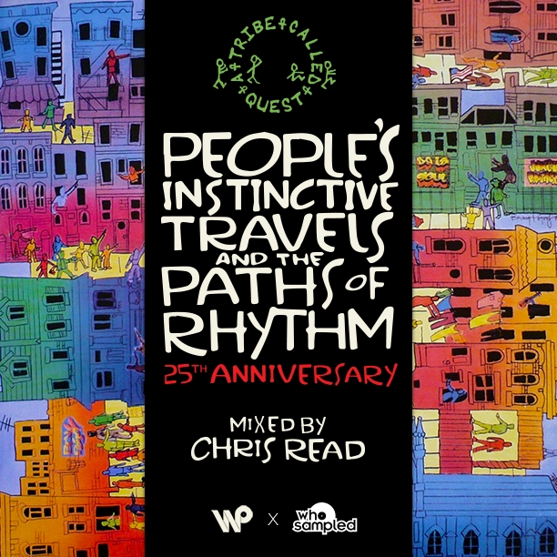 a tribe called quest chris read mix