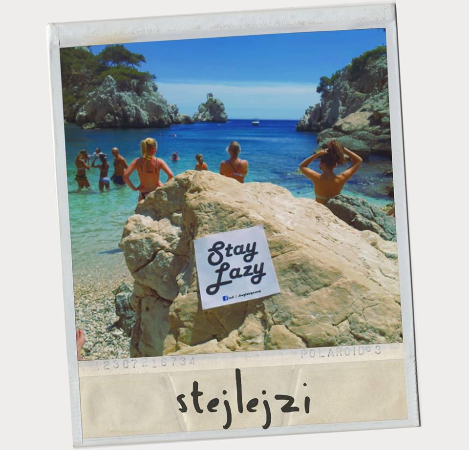 stay lazy