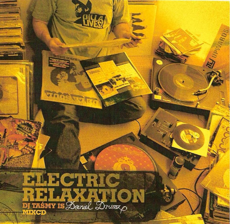 DJ Taśmowo-winylowa relaksacja