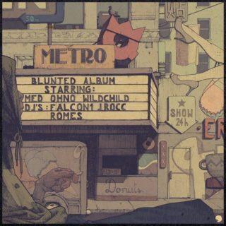 metro blunted album