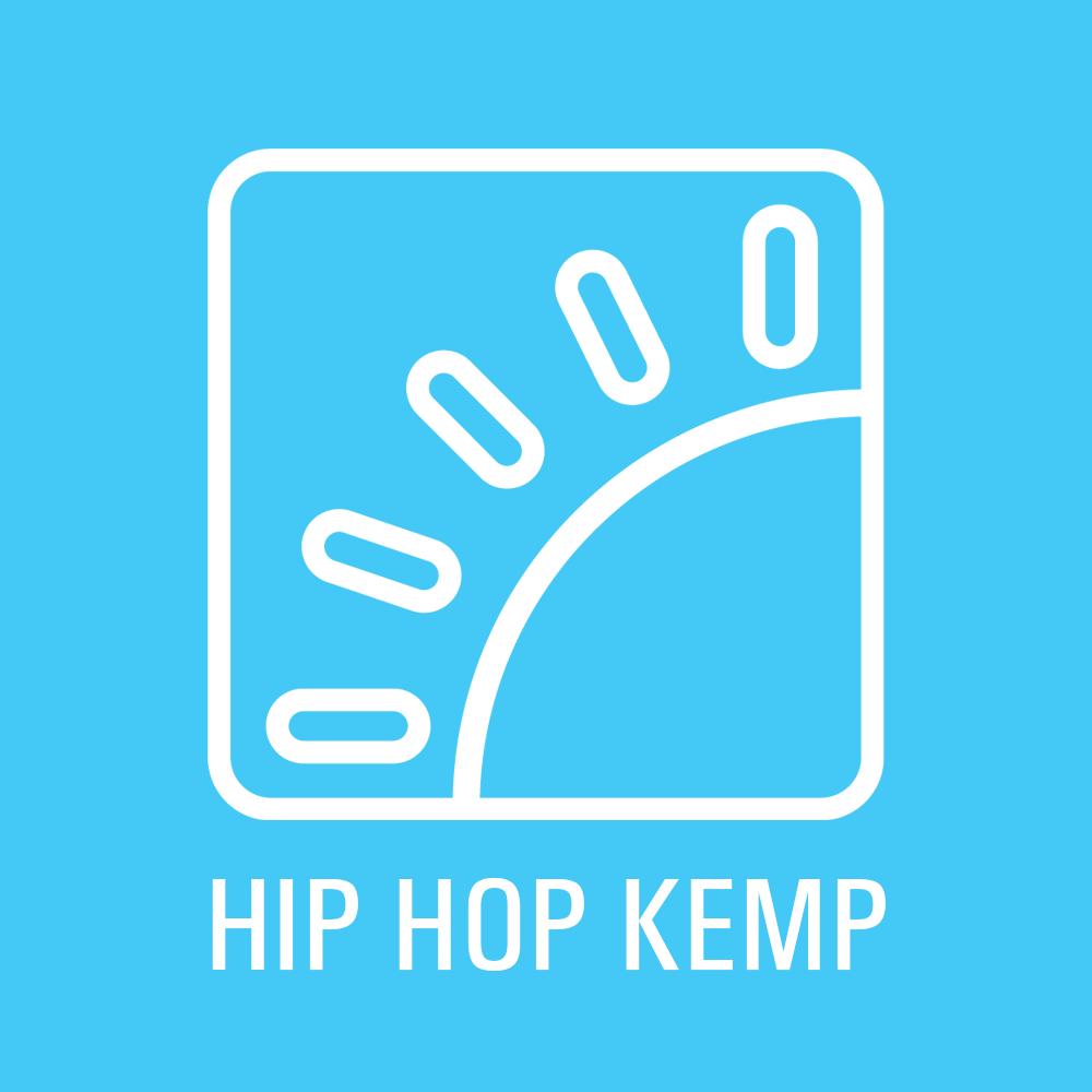 hip hop kemp logo