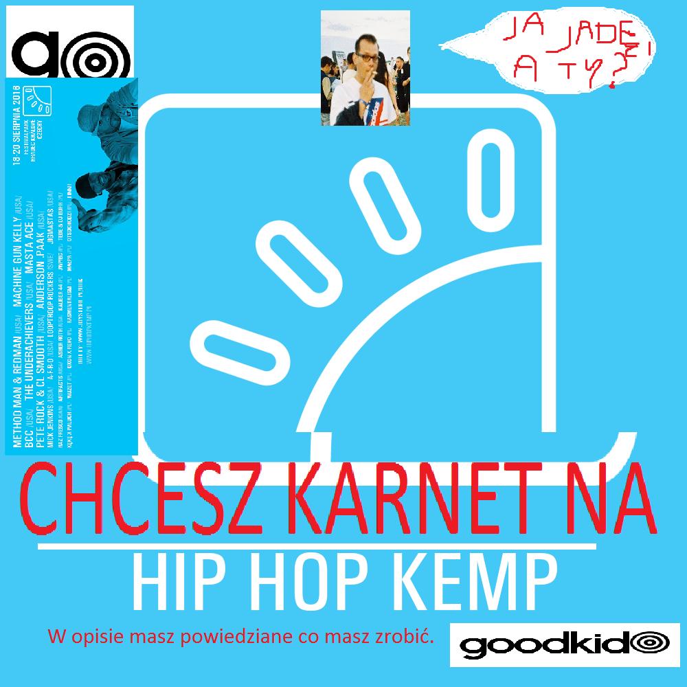 hip hop kemp zaproszenie do konkursu