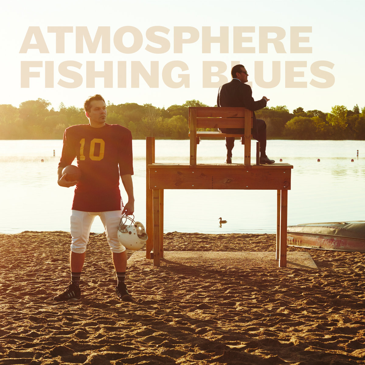 atmosphere fishing blues